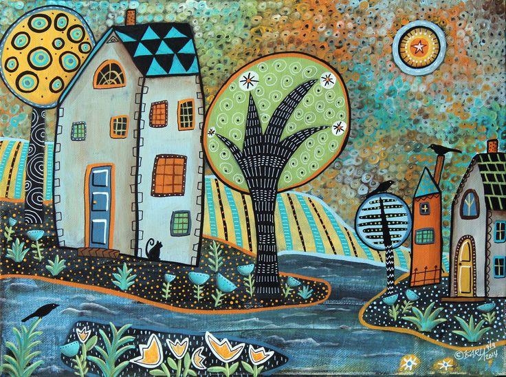 By artist Karla Gerard