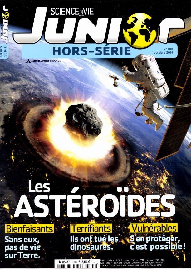 Tout sur les astéroïdes : bienfaisants car sans eux pas de vie sur Terre ; terrifiants car ils ont tué les dinosaures ; vulnérables car on peut s'en protéger.
