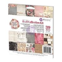 Prima Marketing Collection Kit 15X15 - Rossi Belle