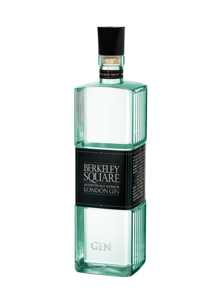 Berkeley Square London Gin PD