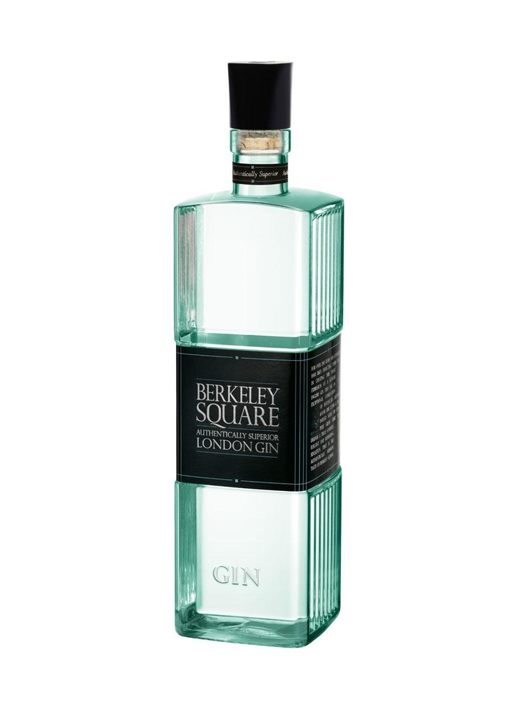 Berkeley Square London Gin - 40%  London, England  www.gjgreenall.co.uk