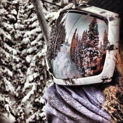I want a pair of goggles like this!