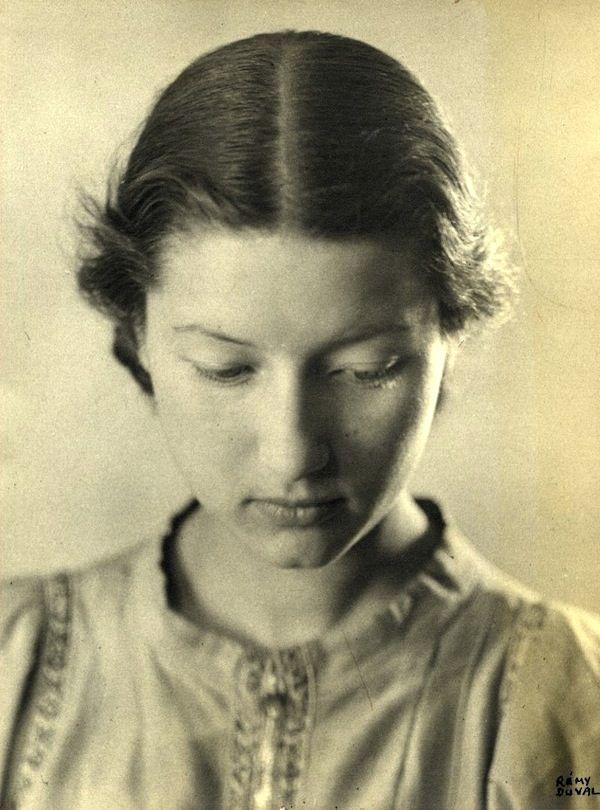 Portrait de Mademoiselle D., c1935 (Remy Duval)