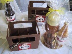 Vaderdag chocolade idee van  http://www.excellence.be