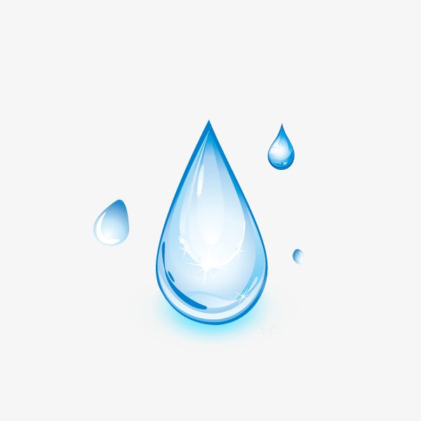 Cartoon Water Drops Blue Transparent Clean Png Image And Clipart Water Drop Tattoo Water Drop Logo Water Drop Drawing