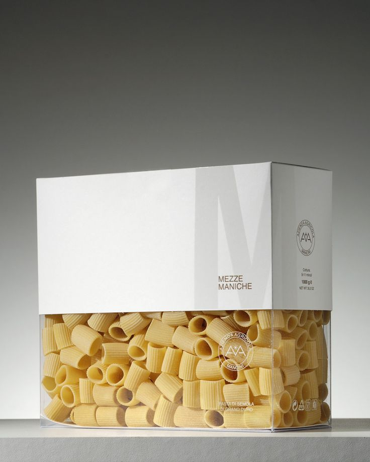 Pasta Mancini.   What you see is what you get and everybody want's this. PD