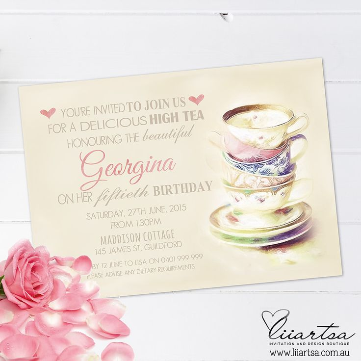 18 best Adult Birthday Invitations images on Pinterest | Birthday ...