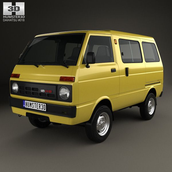 Daihatsu Hijet 4x4: 332 Best Images About Kei Class Vehicles (Japan) On