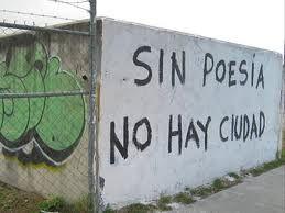Poesía y ciudad.