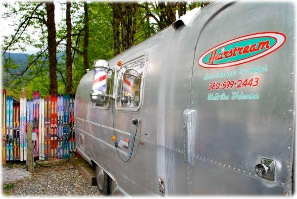 Lava Salon Barbershop On Wheels Barbering Manspeak Pinterest