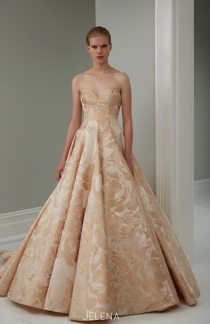 2015 Steven Khalil Wedding Dress Collection - Steven Khalil Bridal 2015 Collection : http://www.itakeyou.co.uk/wedding/steven-khalil-bridal-2015-collection/ #weddingdress: