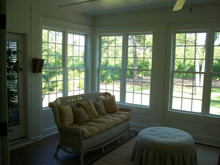 Lovely Turn Sunroom Into Bedroom