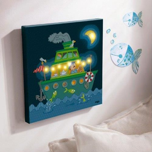 Haba Φωτιστικο νυκτός 'το καράβι' | TOYS.GR
