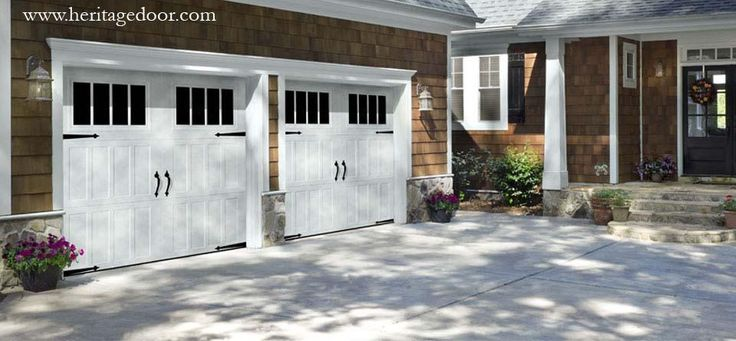 1000 ideas about garage door trim on pinterest garage for Garage door opens on its own