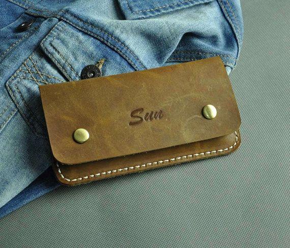 Leather Passport Case - Sylvia by VIDA VIDA Q9JTD
