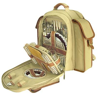 Concept Safari Picnic Backpack for 4