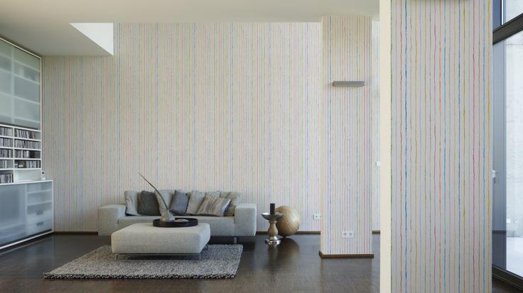 Esprit home Tapete 941351; simuliert auf der Wand