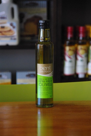 Bent on Food Lemon Lime infused EVOO - one of our new products