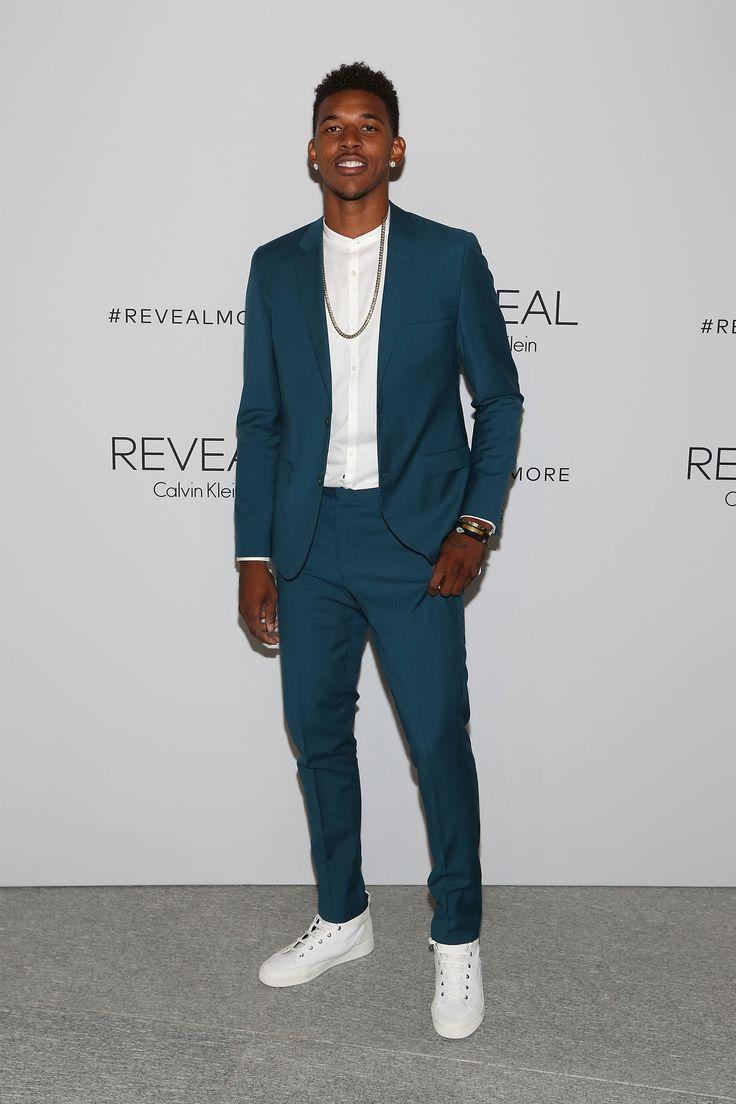 Swaggy P, NY Fashion Week, September 2014