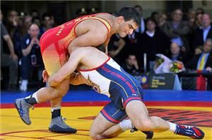 Three countries better known for their political differences have formed an unlikely alliance in the wrestling ring. The US, Russia and Iran are presenting a united front to try to stop wrestling from being thrown out of the 2020 Olympic Games.