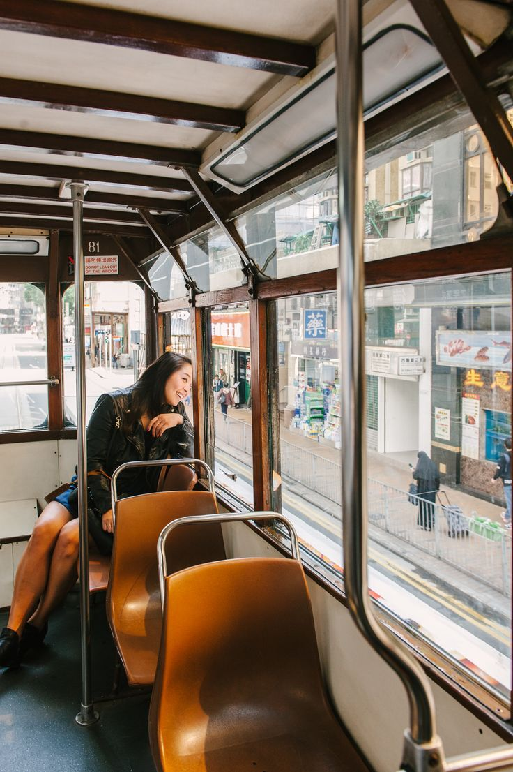 """Riding the Hong Kong Tram also known as the """"Ding Ding""""! / #lifewelltravelled"""