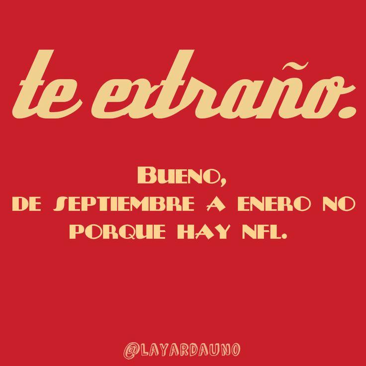 Futbol Americano frases. #NFL #Football