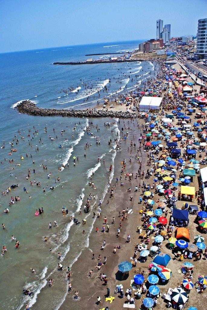 Playas Del Puerto De Veracruz, Mexico