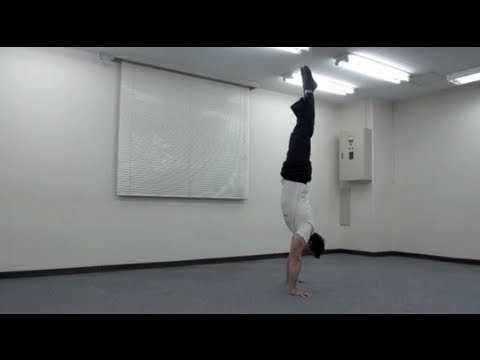 how to build your handstand