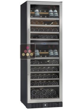 Service Wine cabinet with 2 temperatures - can be built in
