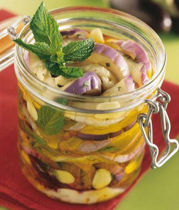 Заготовки на зиму из овощей в аэрогриле