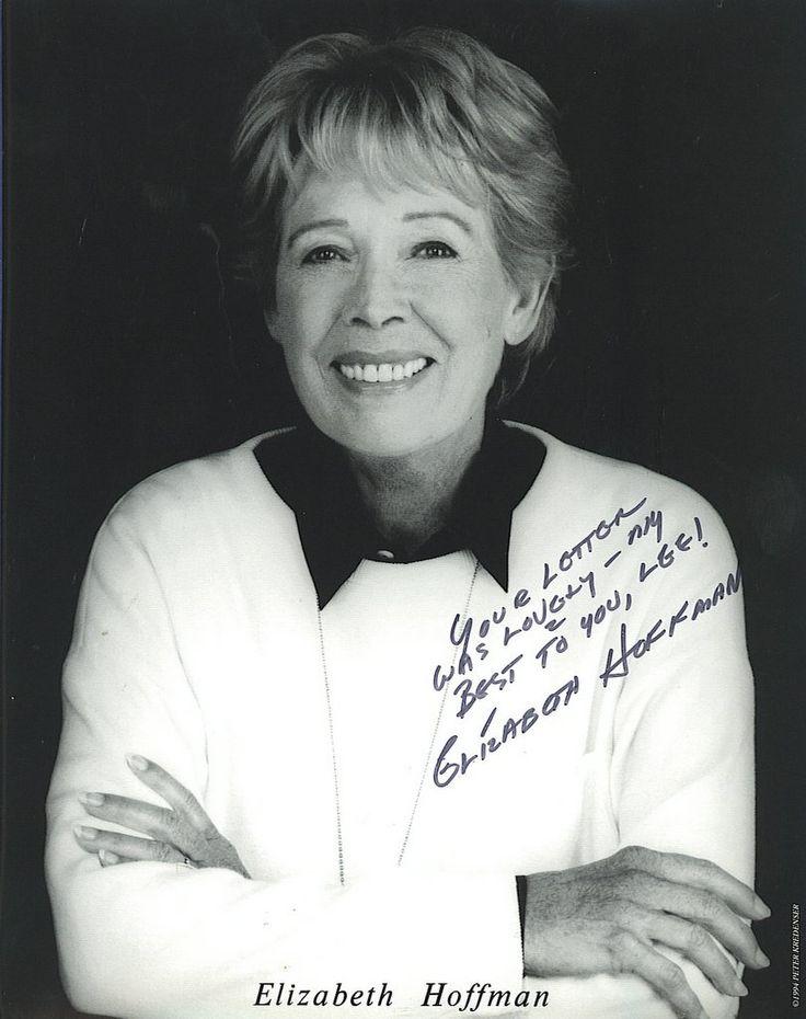 Image result for Elizabeth Hoffman Actress