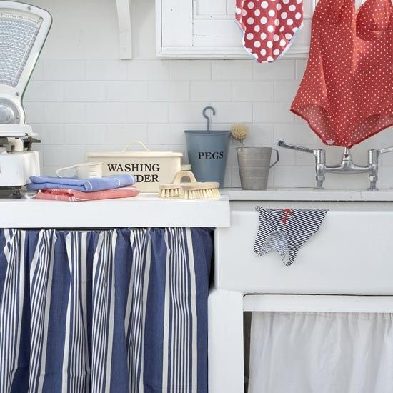 Laundry Decorating Ideas Pictures
