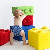 Puffka LEGO, filtr