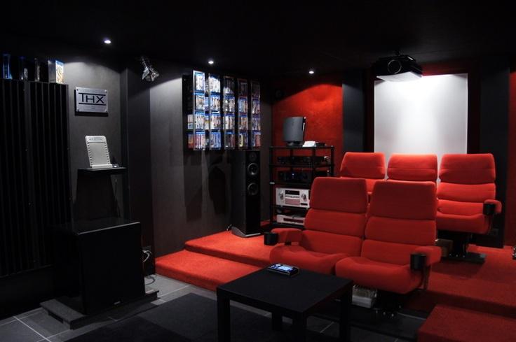 Chamber Of Dreams 2 Diy Cinema Room Make Your Own Cinema Room