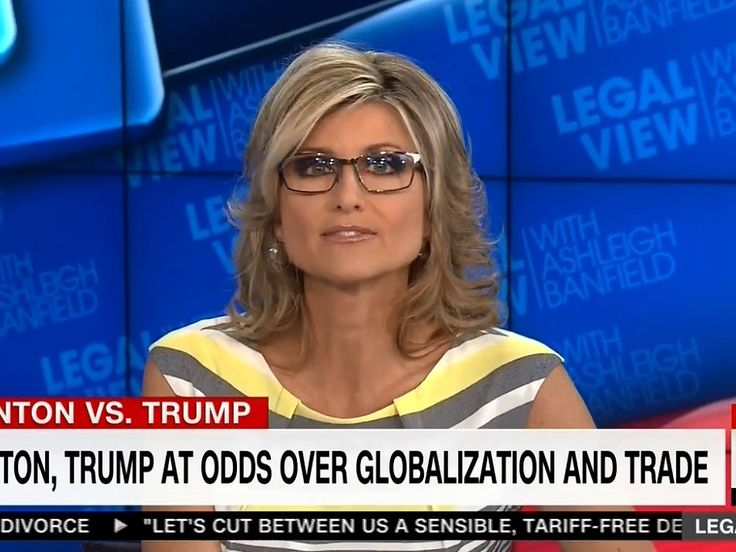 CNN's Banfield Accuses Trump Adviser of 'Libel' for Anti-Hillary Tweet