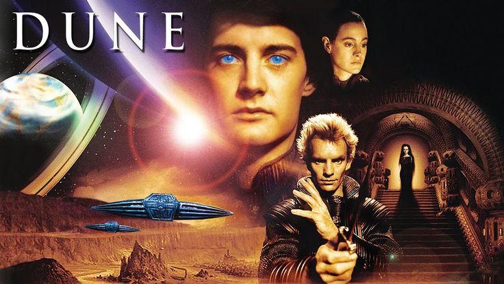 Дюна / Dune (1984) Дэвид Линч. Расширенная режиссёрская версия