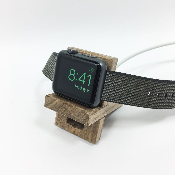 Apple Watch Stand What makes this Apple Watch Stand great is it size and…