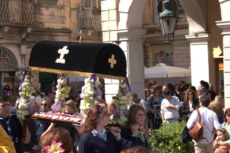 Easter Corfu.