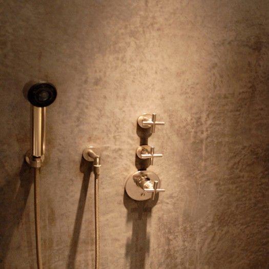 Tadelakt decostuc badkamer Deventer particuliere opdracht