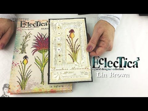 NEW {Feb 2016} Eclectica³ Lin Brown - YouTube
