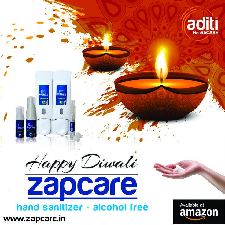 ZAPCARE Alcohol Free Sanitizer