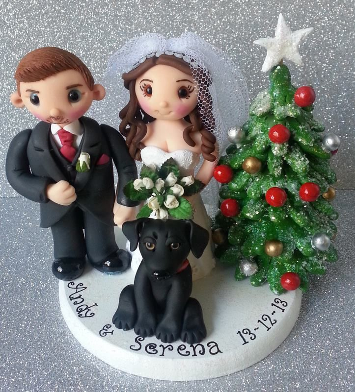 Wedding Cake Toppers With Pets