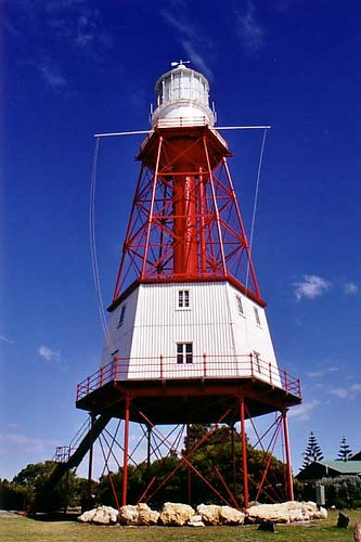 SA - Kingston, South Australia - Cape Jaffa Lighthouse by Sharon Johnston is Symagery Photography, via Flickr