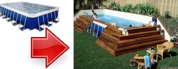 25 best ideas about portable pools on pinterest amazing inventions invention and innovation for Legacy above ground swimming pools