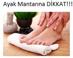 SaĞlık Kulisi: Ayak mantarı nedir tedavisi nasıl yapılır
