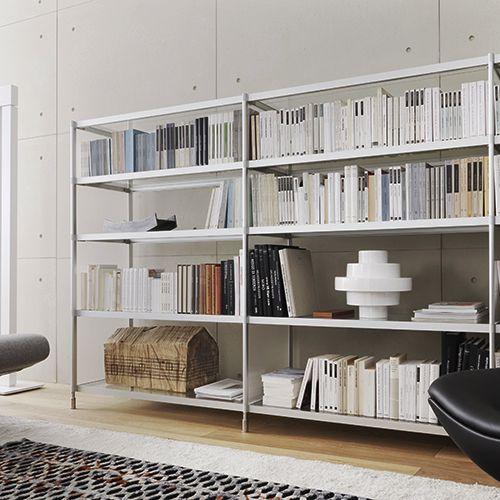 Sec er et modulopbygget reolsystem der passer ind i de fleste indretninger. Utallige farver og sammensætninger. #kontorskabe #reoler #skabe #kontormøbler #kontorindretning #møbler #til #erhverv