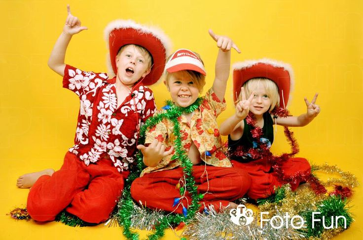 Christmas Fun- crazy boys