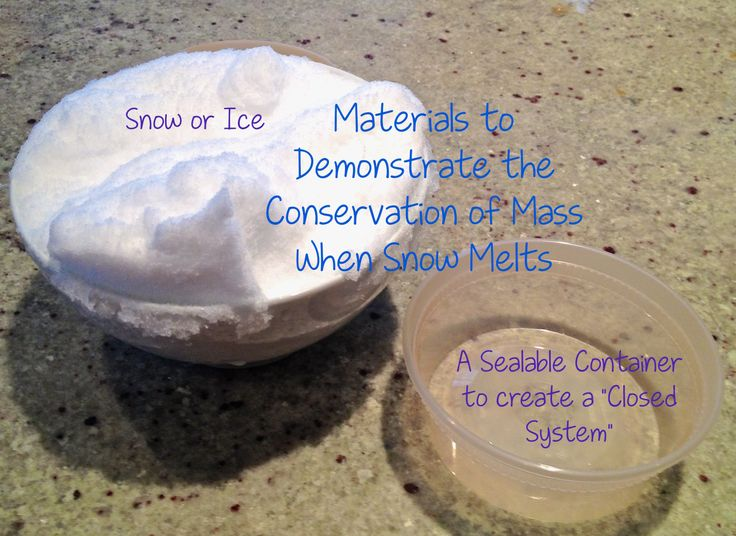 Here are four scientific ways you can celebrate a snowy day in your classroom. (Or use ice cubes for year-round science fun!)