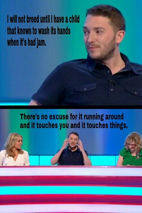 8 out of 10 cats - jon richardson