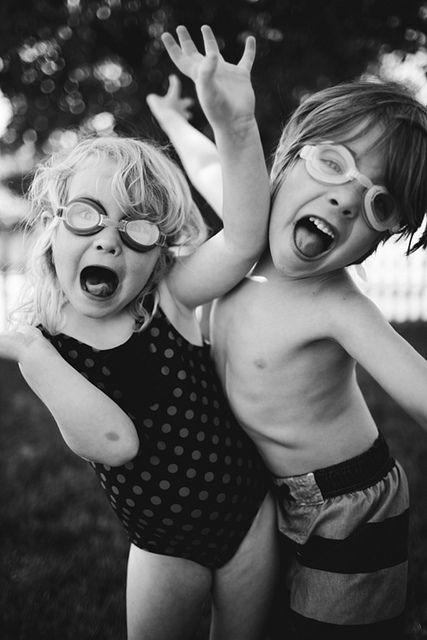 Crazy fun little ones